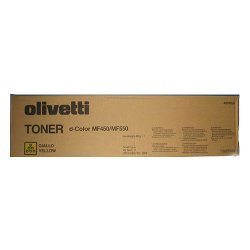 Toner Olivetti - Toner giallo dcolor mf450-550 27k