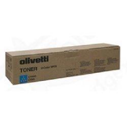 Toner Olivetti - Toner ciano dcolor mf450-550 27k
