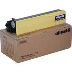 Toner Olivetti - Toner giallo d-color p226 10000 pg
