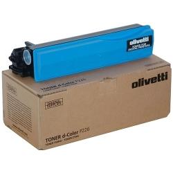Toner Olivetti - Toner ciano d-color p226 10000 pg