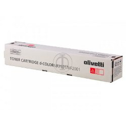 Toner Olivetti - Toner magenta dcolor mf2501/mf2001