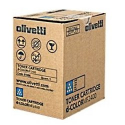 Toner Olivetti - Toner ciano per d-color mf2400