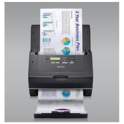 Scanner Epson GT S85 - Scanner de documents - Recto-verso - A4 - 600 ppp x 600 ppp - jusqu'à 40 ppm (mono) / jusqu'à 40 ppm (couleur) - Chargeur automatique de documents (75 feuilles) - jusqu'à 3000 pages par jour - USB 2.0