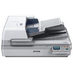 Scanner Epson WorkForce DS-70000 - Scanner de documents - Recto-verso - A3 - 600 ppp x 600 ppp - jusqu'à 70 ppm (mono) / jusqu'à 70 ppm (couleur) - Chargeur automatique de documents (200 feuilles) - jusqu'à 8000 pages par jour - USB 2.0
