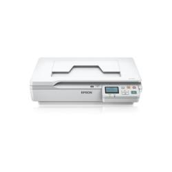 Scanner Epson WorkForce DS-5500N - Scanner à plat - A4 - 1200 ppp x 1200 ppp - USB 2.0, LAN