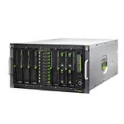 Alimentation Fujitsu PRIMERGY BX400 S1 - Rack-montable - 6U - jusqu'à 8 lames - alimentation - branchement à chaud - USB/série/LAN