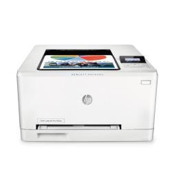 Imprimante laser HP Color LaserJet Pro M252n - Imprimante - couleur - laser - A4/Legal - 600 x 600 ppp - jusqu'à 18 ppm (mono) / jusqu'à 18 ppm (couleur) - capacité : 150 feuilles - USB 2.0, LAN