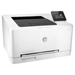 Imprimante laser HP Color LaserJet Pro M252dw - Imprimante - couleur - Recto-verso - laser - A4/Legal - 600 x 600 ppp - jusqu'à 18 ppm (mono) / jusqu'à 18 ppm (couleur) - capacité : 150 feuilles - USB 2.0, LAN, Wi-Fi(n), hôte USB, NFC