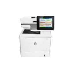 Imprimante laser multifonction HP Color LaserJet Enterprise M577dn - Imprimante multifonctions - couleur - laser - Legal (216 x 356 mm) (original) - A4/Legal (support) - jusqu'� 38 ppm (copie) - jusqu'� 38 ppm (impression) - 650 feuilles - USB 2.0, Gigabit LAN, h�te USB 2.0