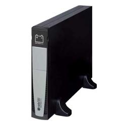 """Batterie Riello UPS Battery Box BB SDH 36-A3 - Boîtier de piles - 3 x Acide de plomb 7 Ah - 2U - 19"""" - pour Sentinel Dual SDH 1000"""