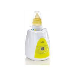 LAICA BC1004 - Réchauffeur de biberon/de repas - Blanc / citron