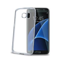 Cover BCLS7ESV per Galaxy S7 Edge Tpu Argento