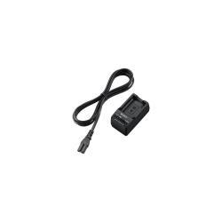 Chargeur Sony BC-TRW - Chargeur de batterie - 400 mA - pour Cyber-shot DSC-RX10; a NEX 3NL, 3NY, 5R, 5RK, 5RL, 5RY, 5T, 5TY; a3000; a7; a7R