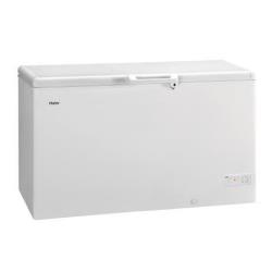 Congélateur Haier BD-519RAA - Congélateur - pose libre - largeur : 165 cm - profondeur : 74.5 cm - hauteur : 84.5 cm - 519 litres - congélateur coffre - classe A+ - blanc