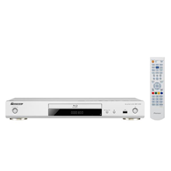 Lecteur Blu-ray Pioneer BDPX300 - 3D lecteur de disque Blu-ray - Niveau supérieur - Ethernet, Wi-Fi - blanc