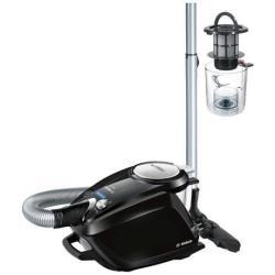 Aspirateur Bosch Relaxx'x ProSilence 66 BGS5SIL66C - Aspirateur - traineau - sans sac - noir