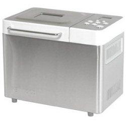 Machine à pain Kenwood BM350 - Machine à pain - 645 Watt - inox brossé/blanc