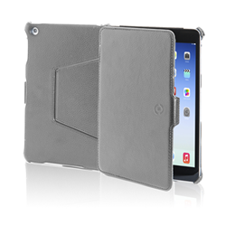 Image of Cover  BOOKTAB2502 per iPad Air Ecopelle Grigio