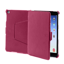 Cover Celly - BOOKTAB2503  per  iPad Air Ecopelle Rosso