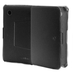 Cover Celly - BOOKTABT08  per  Galaxy Note 8.0 Ecopelle Nero