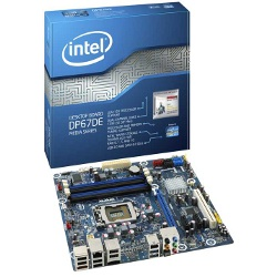 Carte mère MB BOXDP67DE/UATX 1155 DDR3-1333