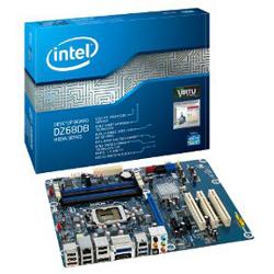 Carte mère Intel Desktop Board - Carte-mère - LGA1155 Socket - USB 3.0 - carte graphique embarquée (unité centrale requise)