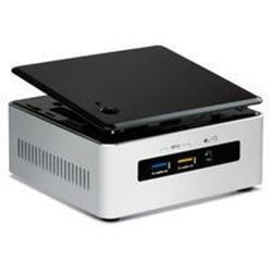 Kit pc à monter Intel Next Unit of Computing Kit NUC5i5RYH - Barebone - mini ordinateur de bureau - 1 x Core i5 5250U / 1.6 GHz - HD Graphics 6000 - GigE - LAN sans fil: 802.11a/b/g/n/ac, Bluetooth 4.0 LE
