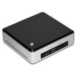 Kit pc à monter Intel Next Unit of Computing Kit NUC5i5RYK - Barebone - mini ordinateur de bureau - 1 x Core i5 5250U / 1.6 GHz - HD Graphics 6000 - GigE - LAN sans fil: Bluetooth 4.0, 802.11a/b/g/n/ac
