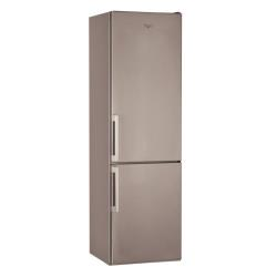 Réfrigérateur Whirlpool ABSOLUTE BSFV 9353 OX - Réfrigérateur/congélateur - pose libre - largeur : 59.5 cm - profondeur : 68.4 cm - hauteur : 201.1 cm
