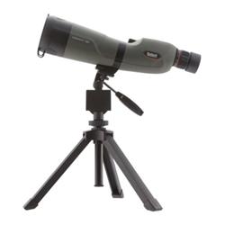 Lunette terrestre Bushnell Trophy Xtreme 886520 - Portée du repérage 20-60 x 65 - antibuée, Etanche, zoom - Porro