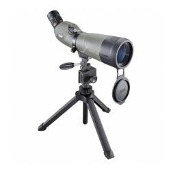 Lunette terrestre Bushnell Trophy Xtreme 887520 - Portée du repérage 20-60 x 65 - antibuée, Etanche, zoom - Porro