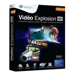 Software Avanquest - Video explosion hd ultimate