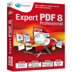Software Avanquest - Expert PDF 8 Professional