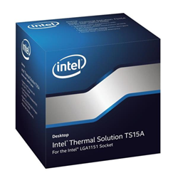 Ventilateur Intel Thermal Solution BXTS15A - Refroidisseur de processeur - (LGA1151 Socket)
