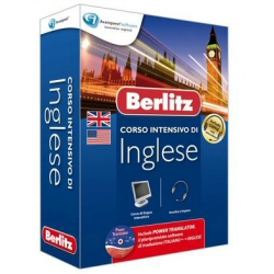 Software Avanquest - Corso intensivo di Inglese Berlitz