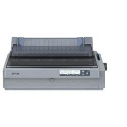 Imprimante Epson LQ 2190N - Imprimante - monochrome - matricielle - 420 mm (largeur) - 10 cpi - 24 pin - jusqu'à 576 car/sec - parallèle, USB, LAN