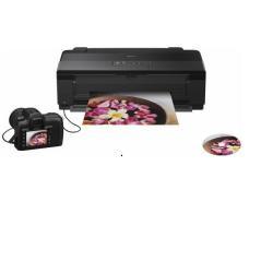 Imprimante à jet d'encre Epson Stylus Photo 1500W - Imprimante - couleur - jet d'encre - Super A3/B - 5 760 x 1 440 ppp - jusqu'à 16 ipm (mono) / jusqu'à 16 ipm (couleur) - capacité : 100 feuilles - USB, Wi-Fi(n), hôte USB