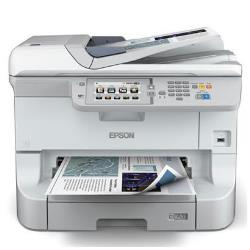 Multifunzione inkjet Workforce pro wf-8510dwf