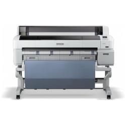 """Traceur Epson SureColor SC-T7200 - 44"""" imprimante grand format - couleur - jet d'encre - Rouleau (111,8 cm) - 2 880 x 1 440 dpi - jusqu'à 2.14 ppm (mono) / jusqu'à 2.14 ppm (couleur) - USB, Gigabit LAN"""