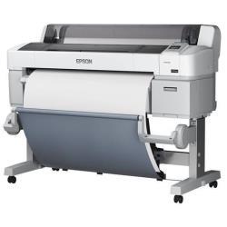"""Traceur Epson SureColor SC-T7200-PS - 44"""" imprimante grand format - couleur - jet d'encre - Rouleau (111,8 cm) - 2 880 x 1 440 dpi - jusqu'à 2.14 ppm (mono) / jusqu'à 2.14 ppm (couleur) - USB, Gigabit LAN"""