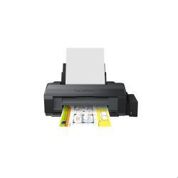 Imprimante à jet d'encre Epson EcoTank ET-14000 - Imprimante - couleur - jet d'encre - A3 - 5 760 x 1 440 ppp - jusqu'à 30 ppm (mono) / jusqu'à 17 ppm (couleur) - capacité : 100 feuilles - USB