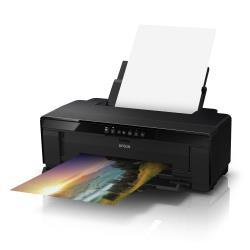 Imprimante à jet d'encre Epson SureColor SC-P400 - Imprimante - couleur - jet d'encre - A3 - 5 760 x 1 440 ppp - jusqu'à 9 ppm (mono) / jusqu'à 5 ppm (couleur) - capacité : 120 feuilles - USB 2.0, LAN, Wi-Fi