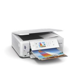 Imprimante  jet d'encre multifonction Epson Expression Premium XP-645 - Imprimante multifonctions - couleur - jet d'encre - A4/Legal (support) - jusqu'à 32 ppm (impression) - 120 feuilles - USB, hôte USB, Wi-Fi