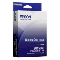 Ruban Epson - 1 - noir - 16.75 m - ruban tissu - pour DLQ 3000, 3000+, 3500