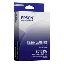 Ruban Epson - 1 - noir - ruban d'impression - pour DLQ 3000, 3000+, 3500