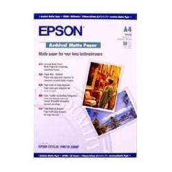 Papier Epson Archival Matte Paper - Papier - mat - A4 (210 x 297 mm) - 189 g/m² - 50 feuille(s) - pour Expression Home XP-245, 342, 345, 442; Expression Premium XP-540; SureColor P800, SC-P5000