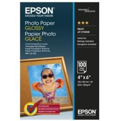 Carta Epson - Papel 10x15