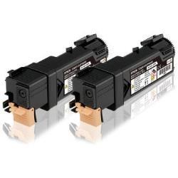 Toner Economy pack confezione da 2 nero originale cartuccia toner c13s050631