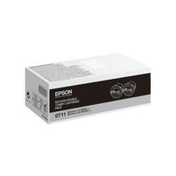 Foto Vasca di Recupero Toner return cartridge nero conf.2 Epson