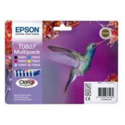 Cartuccia Epson - COLIBRI' T0807